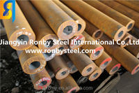 Alloy steel seamless mechanical pipes with material SAE4140(42CrMo) pipe