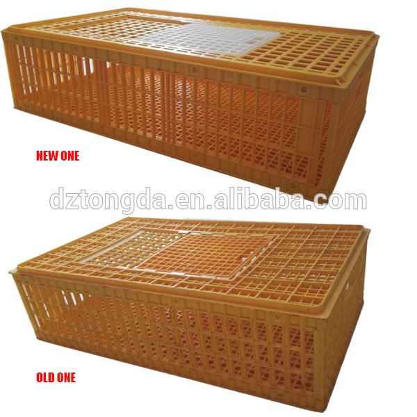 New design chicken crates sliding rear doors transfer cages with great price
