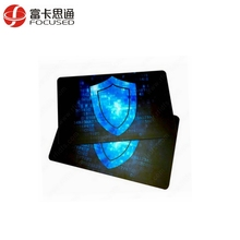 Hot Sale High Security RFID Wallet Blocking Card