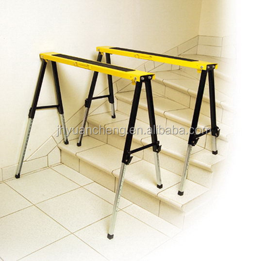 Long-life factory direct steady wooden sawhorse