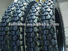 3.00-18 motorcycle tire and tube 6PR