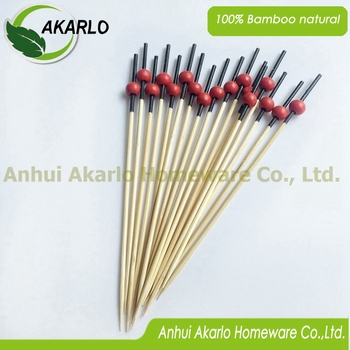 Party Picks Decorative Bamboo Picks fruit picks