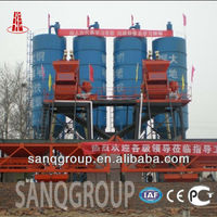 HZS Series &YHZS Series Concrete Mixing and Batching Plant HZS35
