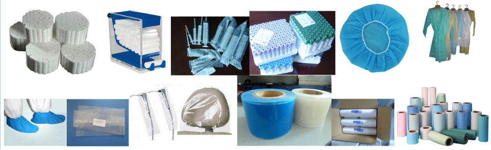 Anti-dust medical consumables Disposable Face Mask sterile