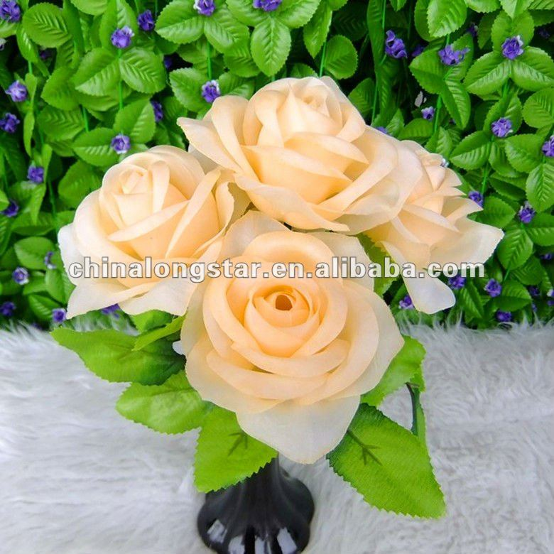 Artificial Silk Flowers,Flower Bunches,Fake Flowers