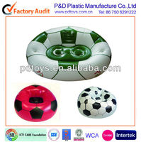 2017 new design comfort Inflatable soccer Sofa Chair