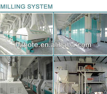 Commercial Complete processing line flour mill 50-500T/day Wheat or Corn flour machine