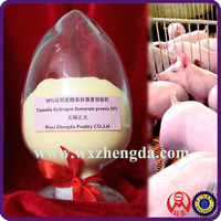 poultry use anti respiratory disease water soluble Tiamulin Fumarate 10% premix
