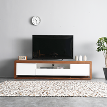 Hot selling Living Room wooden furniture lcd tv stand