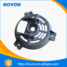 China good quality custom malleable iron casting handwheel casting ductile iron fcd45 vacuum investment casting machine parts