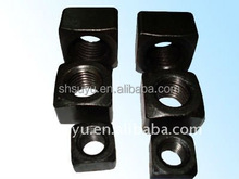 Suyu railway fasteners rivert nut bolt