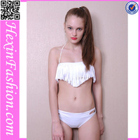 Factory Wholesale 2013 Women Fashion White Sexy European Style Bikini