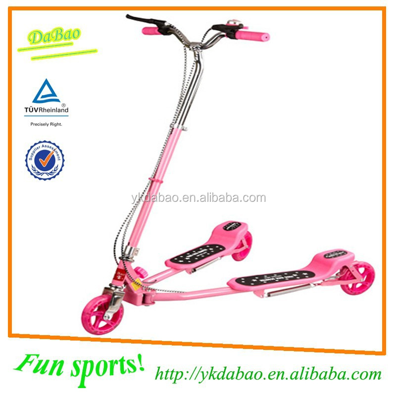scooter; kick scooter; adult scooter; frog kick scooter; China DaBao (DB8052L-W1-T2)