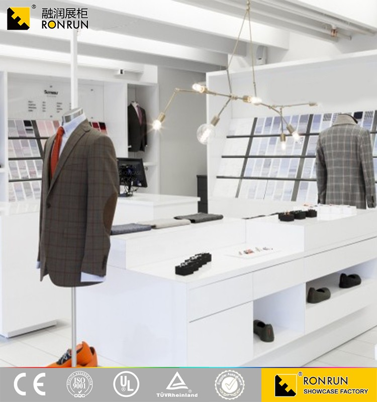 2017 NEW Fashional Mobile Shop Counter Design for Garment Store for Shopping Mall