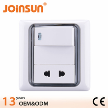 2-pin wall electrical wall switch socket,conference table power boxes