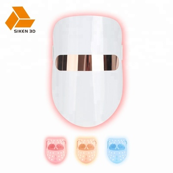 NEW led therapy skin care face mask