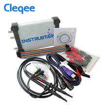 Cleqee ISDS205X 5in1 digital oscilloscope 20M logic analyzer usb oscilloscope virtual