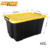Wholesale stackable various color plastic totes