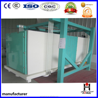 Wheat processing machine plant /Double Cabin Plansifter / Twin Bin Screen