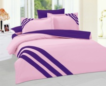 Stable quality polyester cheap bedding set