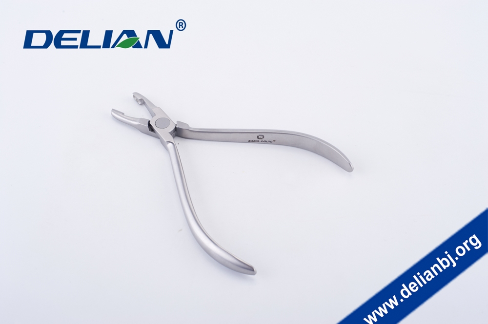 Delian Johnson Contouring Pliers Plier for Orthodontics & Prosthetics Dental Instrument High Quality