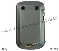 Different 10 Colors / Aluminum & Silicon Case Hard Cover for Blackberry Bold 9900 9930