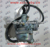Zanalla ZB110 mini moto scooter carburetor