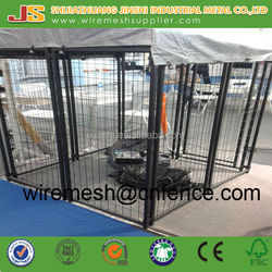 Galvanized welded tube and wire mesh Material and pet products wholesale dog cage Type pet products wholesale dog cage