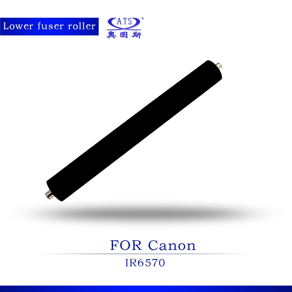 For Canon compatible lower fuser roller IR6570