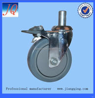 "Durable classical 5""wheel for car hospital bed casters"