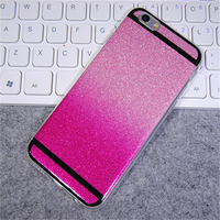 Best Selling Gradient Color Clear soft tpu Ultra Thin Back Cover Cell Phone Cases for Iphone 6 6s 6s plus