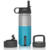 Stainless Steel Insulated thermos hot drinking Water Bottle with Straw Lid BPA and Toxin Free