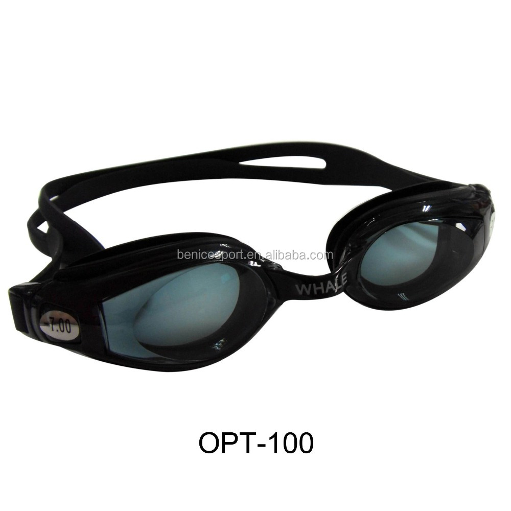 optical swimming glasses,optical swimming goggles, optical goggles