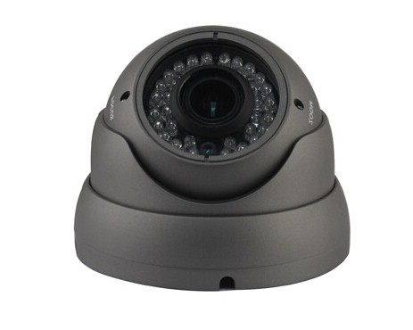 1.0MP AHD camera battery powered/solar powered dummy cameras very small cctv ahd camera economic fixed lens water proof IR dome
