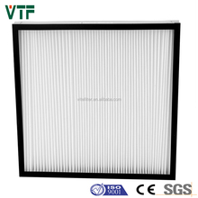 FB 40-90% Industrial Fan Coil Unit Panel Air filter