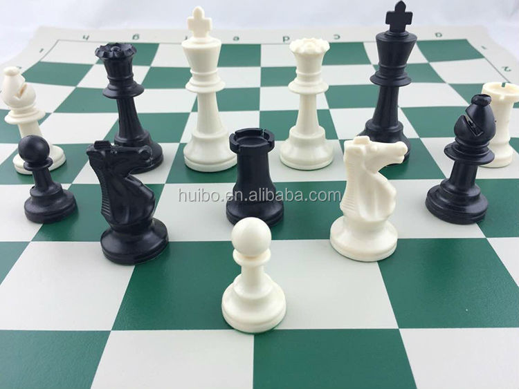 Chess school chess game plastic cheap chess piece buy - Inexpensive chess sets ...