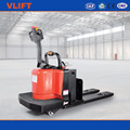 3500 Kg Full Electric Pallet Truck with Higher Speed and Greater Capacity