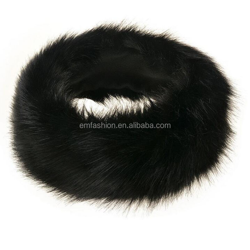Europe American Style Wholesale Winter Fake Rabbit Fur Hat <strong>Headband</strong>
