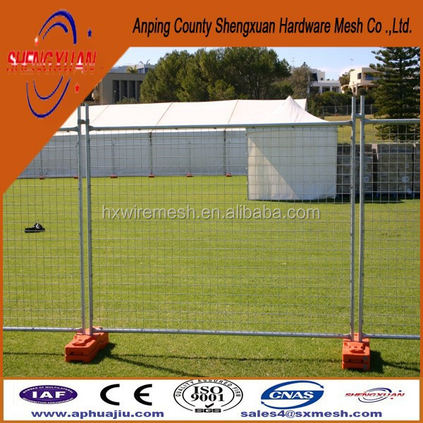 Anti climb /Safety /Security Temporary Fence Panels Hot Sale Heras style /Coupler /Coupling /Clamp /Clip
