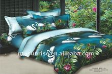 100% Cotton Pigment Printing Hometextile