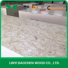 OSB for building/packing/furniture /cheap packing osb board/Linyi manufacturer (Oriented Strand Board)