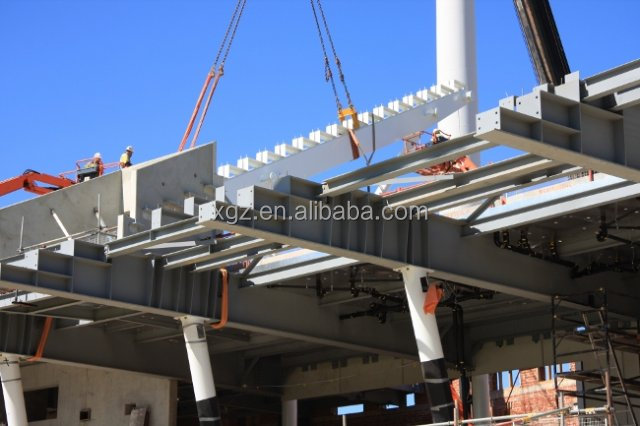 XGZ steel h beam steel structure materials