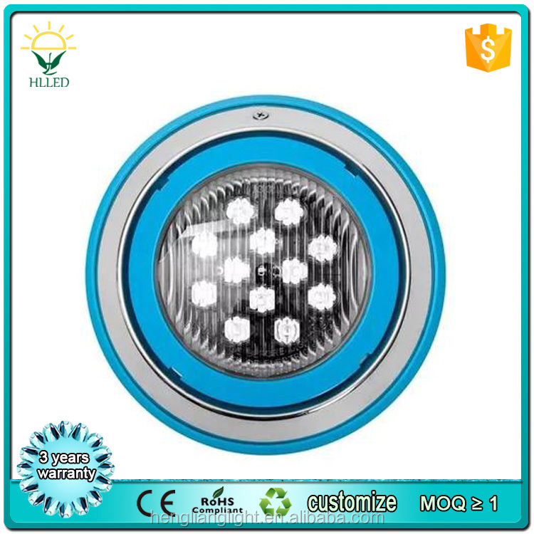 hot sell 9w waterproof ip68 high quality led mini light underwater lamp