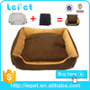 private label pet products dog bed design soft cozy luxury dog sofa bed