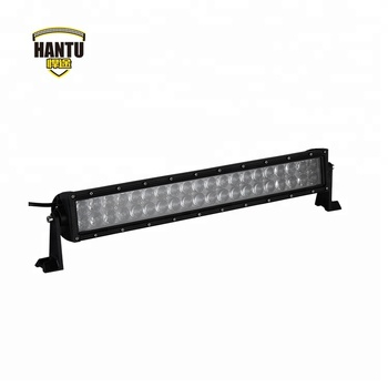 HOT SALE!!! 4d led light bar 120W led driving light pama lens car head lighting