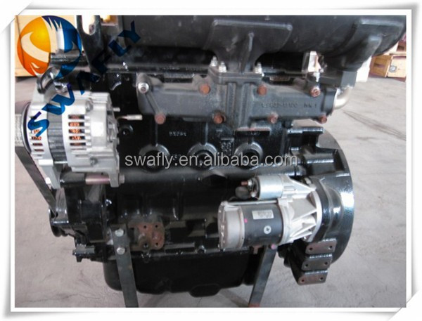 Engine Assy /Complete Engine / Diesel Engine assy 4HK1 for SH240-5