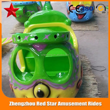 exciting Amusement Park Rotating Rides BigEyes airplane for sale