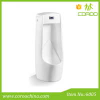 6005 china supplier automatic free standing urinal for men