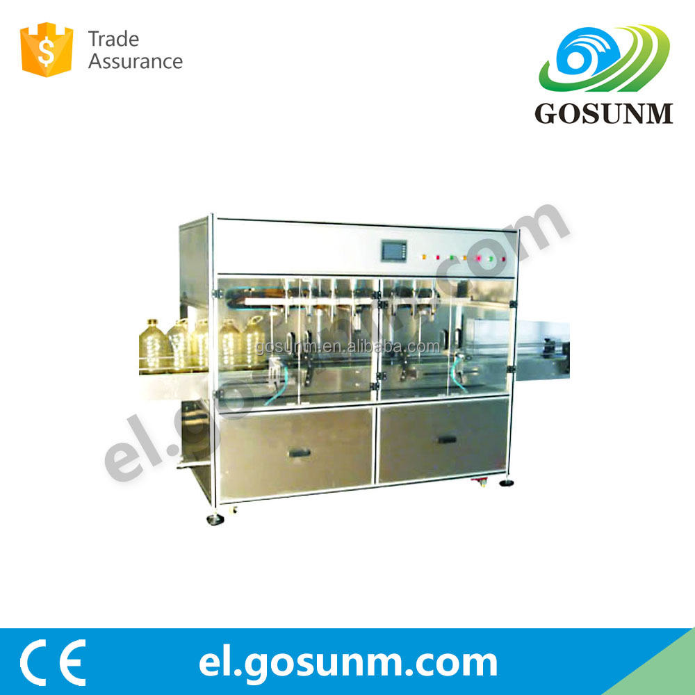 Oil production line GSQ-Z-RHYQ-10A01