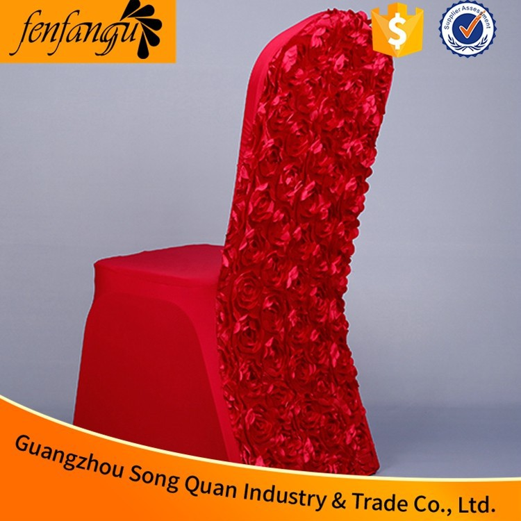 hotel banquet round back spandex chair covers wholesale